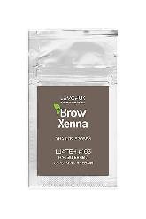 Хна для бровей в саше #103 насыщенный серо-коричневый BrowXenna®