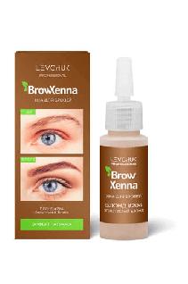 BrowHenna хна для бровей флакон #204 Золотистый блонд (BrowXenna®)